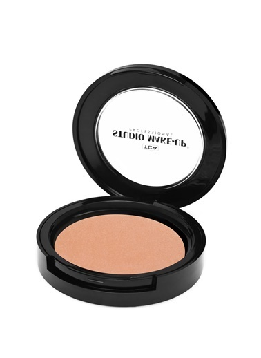 Tca Studio Make Up Compact Blush 008 Pembe